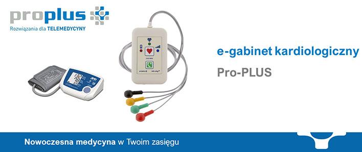 e-gabinet Kardiologiczny Pro-PLUS